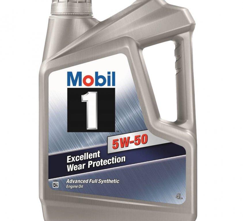 Mobil 1™ FS X2 5W-50
