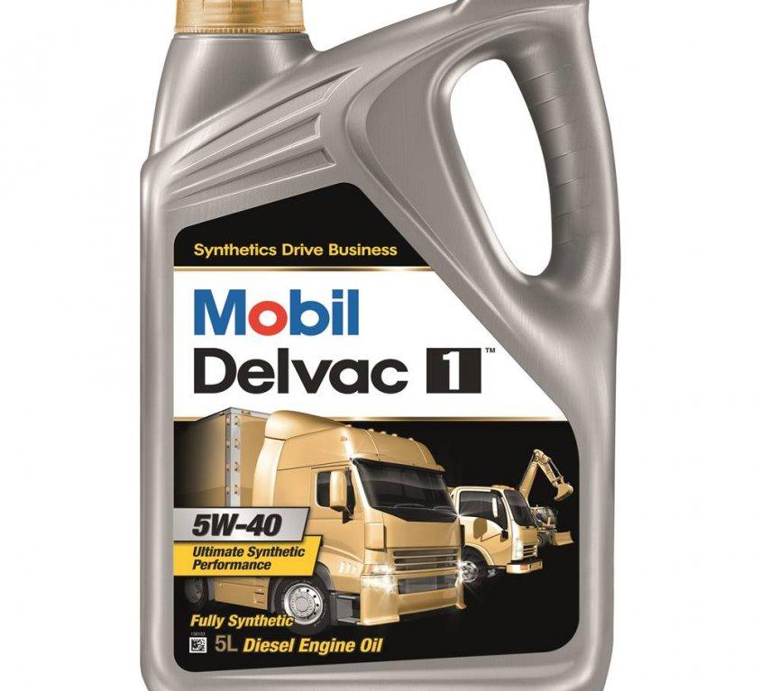 MobilDelvac 1™ 5W40