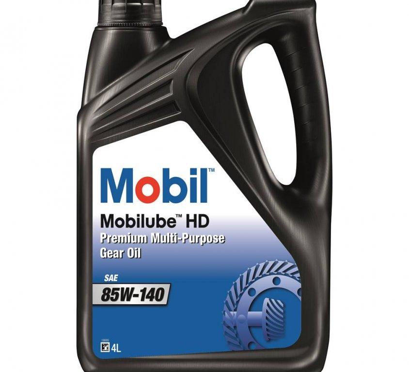 MobilubeHD 80W90